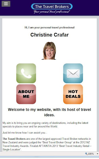 Christine Crafar