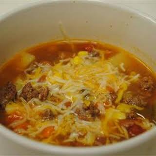 Texas Cowboy Stew.