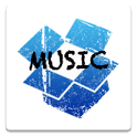 Dropbox Music Provider icon