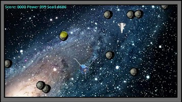 Screenshot of Meteor War