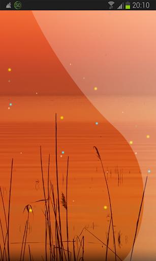 Nature Sunset Live Wallpaper