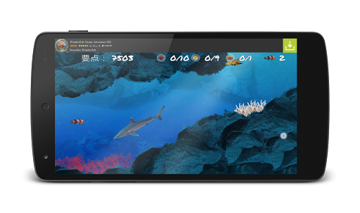 Wonder Fish 免费游戏 HD