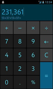 My Basic Calc (Calculator) - screenshot thumbnail