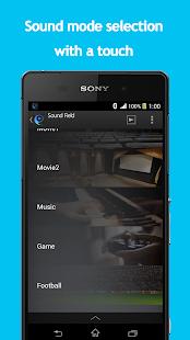 SongPal:Bluetooth/Wi-Fi remote - screenshot thumbnail