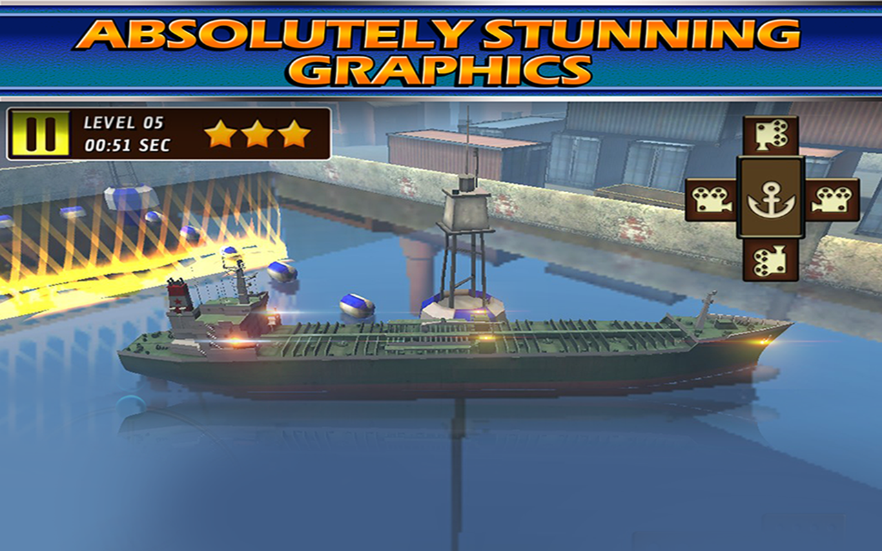 Mega Ship 3d Parking Simulator Android Apps On Google Play