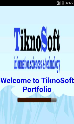 Tiknosoft Portfolio