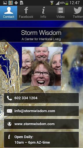 Storm Wisdom