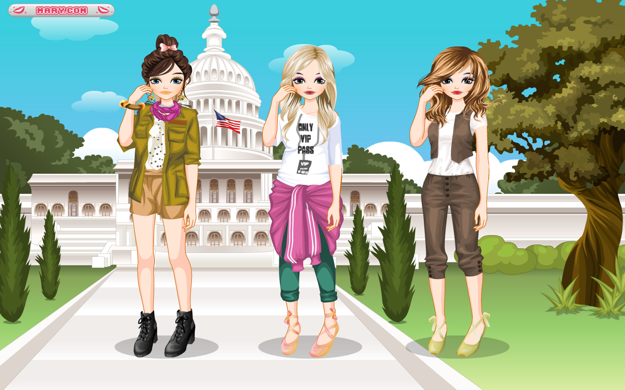 American Girls - Girl Games - Android Apps on Google Play