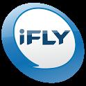 iFlytek Voice Input icon