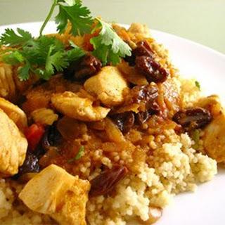 Chicken Korma II.