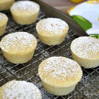 Quick & Easy Lemon Muffins.