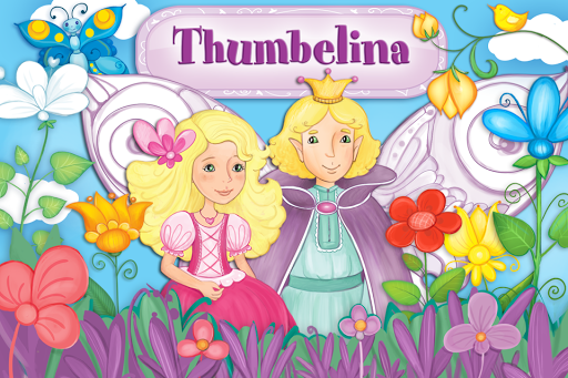 Thumbelina Games for Girls