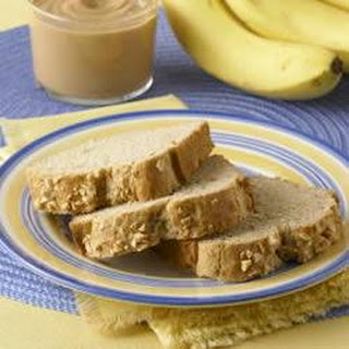 Jif® Peanut Butter Banana Bread