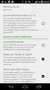 Greenify Screenshot 4