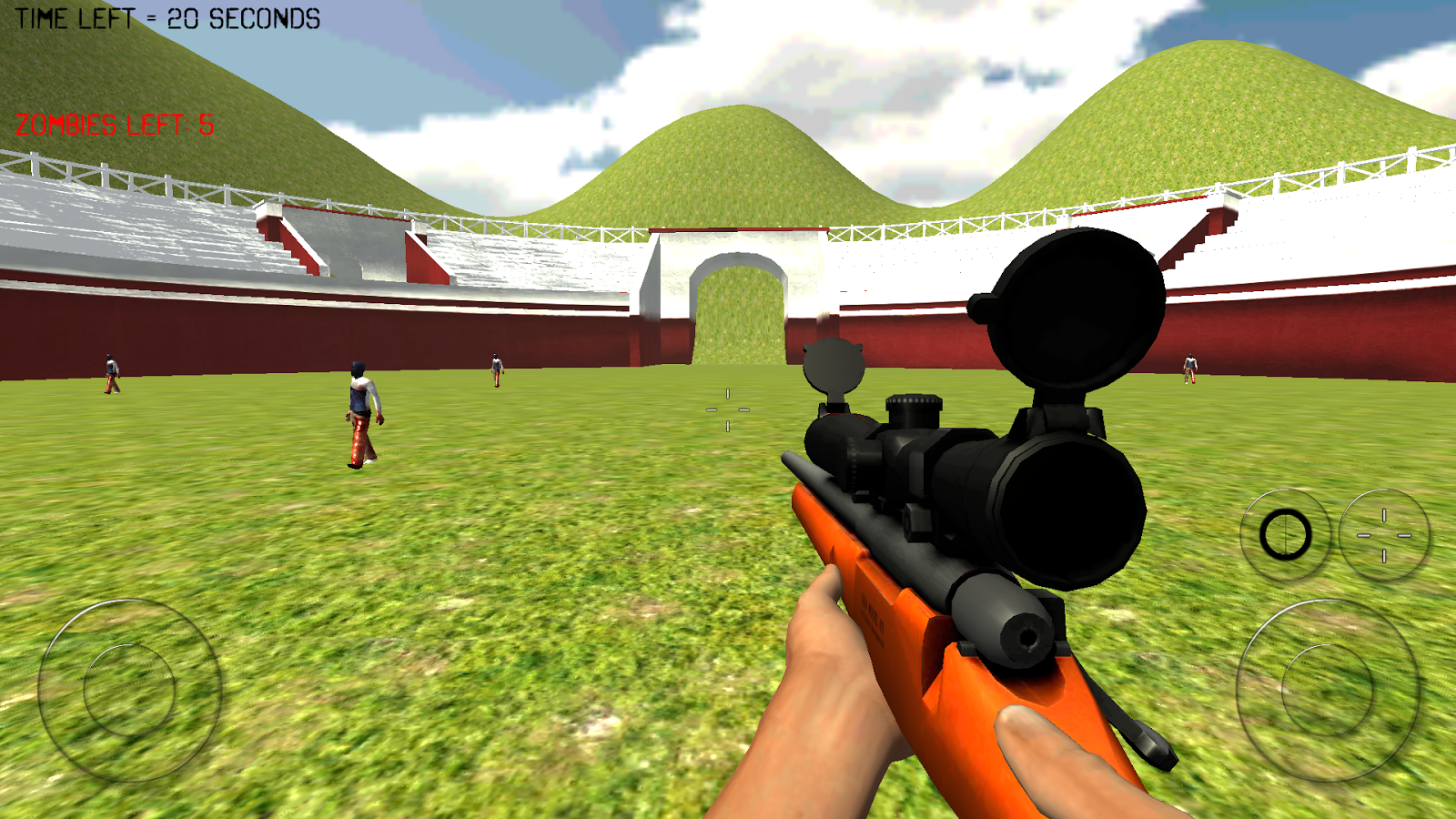 sniper assassin zombies area android apps on google play