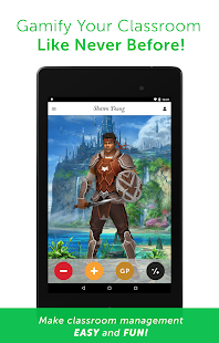 Classcraft- screenshot thumbnail