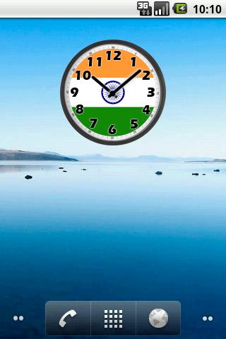 India Clock