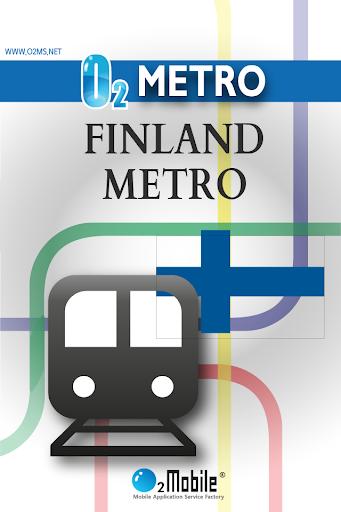 핀란드 지하철 - 헬싱키