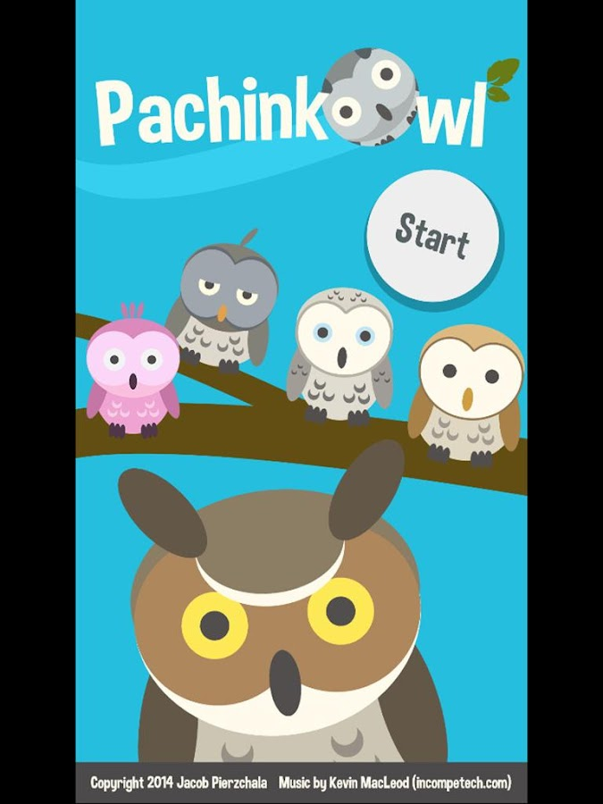 PachinkOwl- screenshot