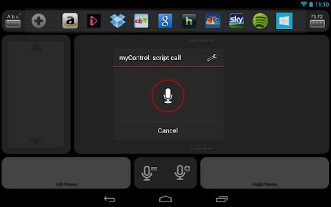 my Control Pro (PC) v1.100