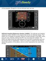 Screenshot of FAA CFI Airplane Oral Prep