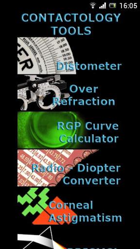 Contactology Tools