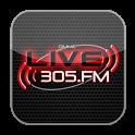 LIVE 305 FM icon