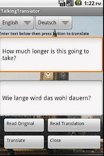Free Translator, 50+ Languages - screenshot thumbnail