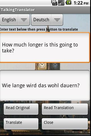 Free Translator, 50+ Languages - screenshot