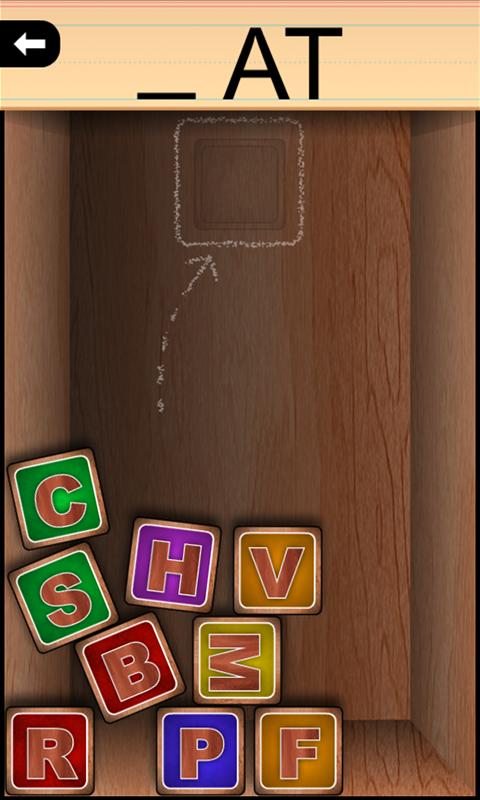 Phonics Blocks- screenshot
