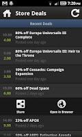 Screenshot of Staticon for Steam