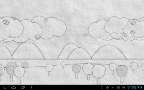 Paperland Pro Live Wallpaper - screenshot thumbnail