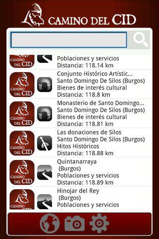 Camino del Cid- screenshot