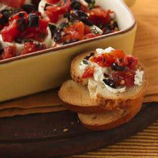 Baked Goat Cheese.