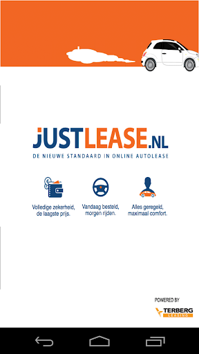 Justlease.nl Private Lease App