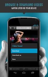 Downloader & Private Browser Screenshot 6