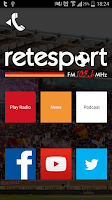 Screenshot of ReteSport App Ufficiale