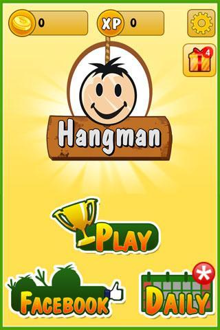 Hangman - screenshot
