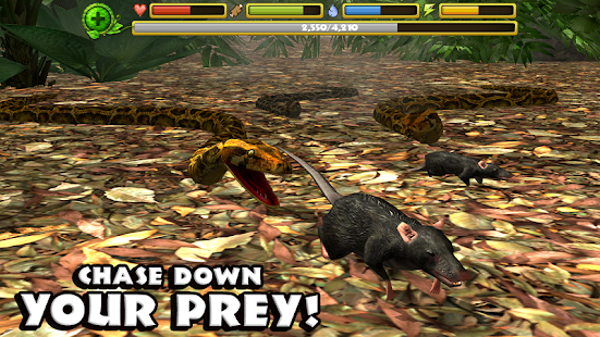 Snake Simulator- screenshot thumbnail