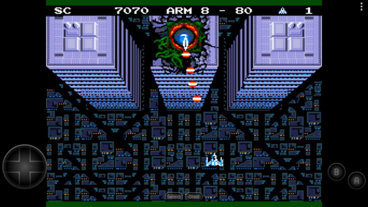 MSX.emu - screenshot
