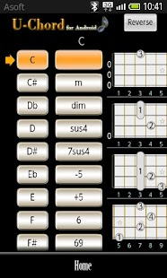 UChord  (Ukulele Chord Finder)- screenshot thumbnail