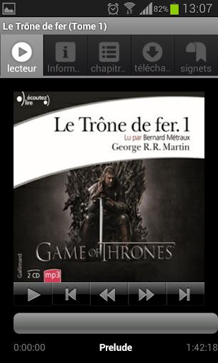 Audioteka Français livre audio