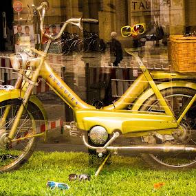 Reflections by Plamen Valkovski - City,  Street & Park  Markets & Shops