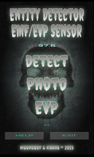 Entity Detector