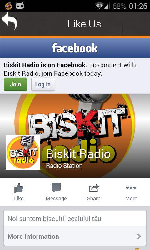 Biskit-Radio 16
