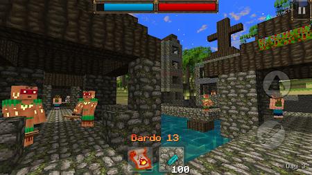 Tropical Craft 2: Jungle Mine 1.0.8 screenshot 636947