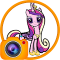 Little Ponies My PhotoBooth APK for Bluestacks