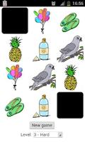 Screenshot of Memory games for kids