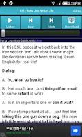 Screenshot of ESL Daily English - Native