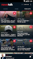 Screenshot of Newstalk 106-108 FM